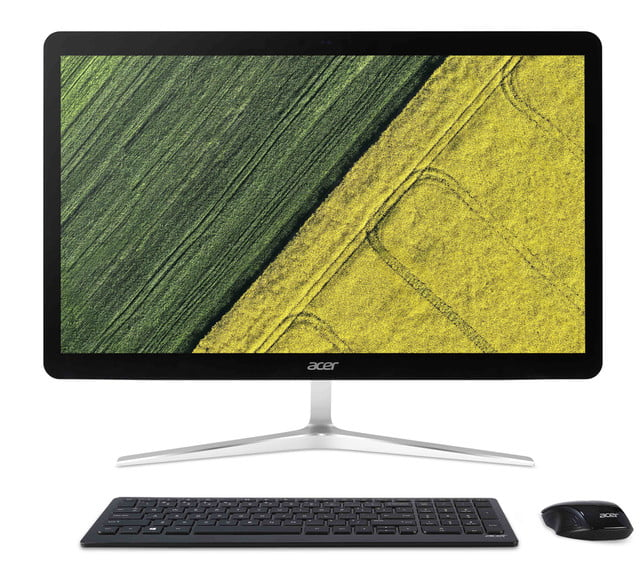 acer introduces new pcs at next event aspire u 27 straight on