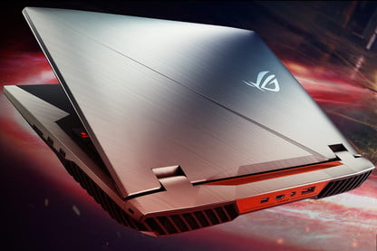 The New ROG G703 Laptop From Asus Touts A Big Bite In