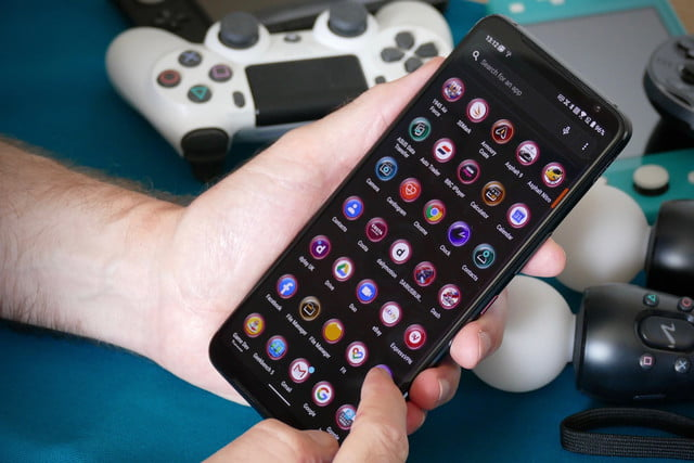 asus rog phone 3 review apps