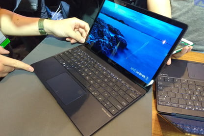Asus Refreshing ZenBook UX310 With 7th-Gen Intel CPUs