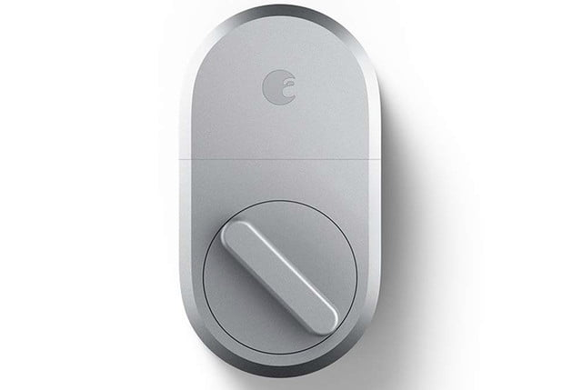amazon and best buy deals on august home smart locks lock 3rd gen technology  silver works with alexa 750x500
