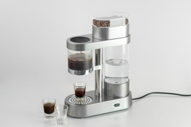 the auroma one learns how you like your coffee maker kickstarter 2