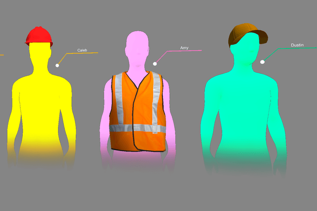 hololens mixed reality work tool object theory avatars labelscolorsflair