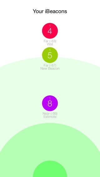 Beecon is a free app for automating your home with iBeacons