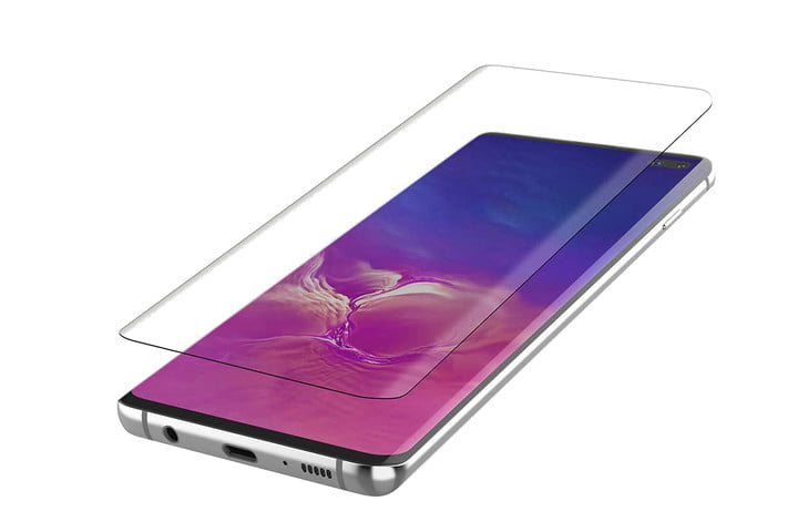 Belkin Screenforce Glass Protector for Samsung Galaxy S10 Plus