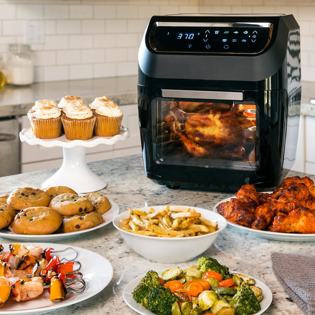 Walmart Drops Prices On Air Fryers From Emeril Farberware And