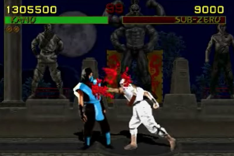 The Best Mortal Kombat Fatalities Of All Time Digital Trends