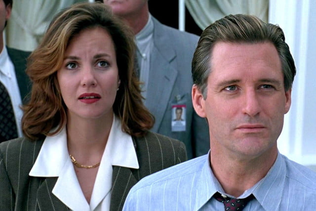 Bill Pullman as President Thomas J. Whitmore, Independence Day (1996)