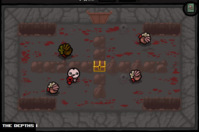 best pc games binding of isaac