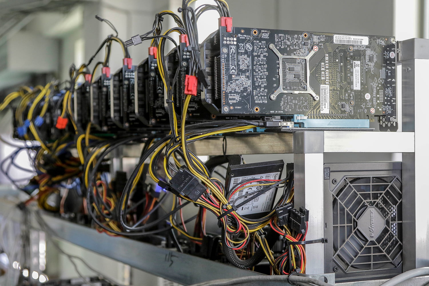hack appliances mine cryptocurrency