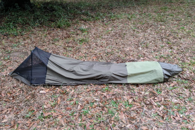 bivypack backpack and tent in one bivy4