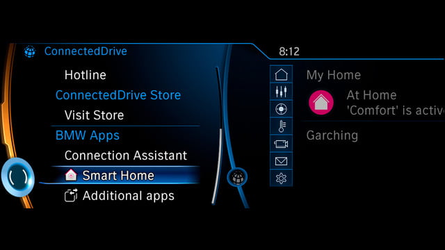 bmw announces samsung collaboration new connectivity features at ifa connecteddrive 2015 p90195178