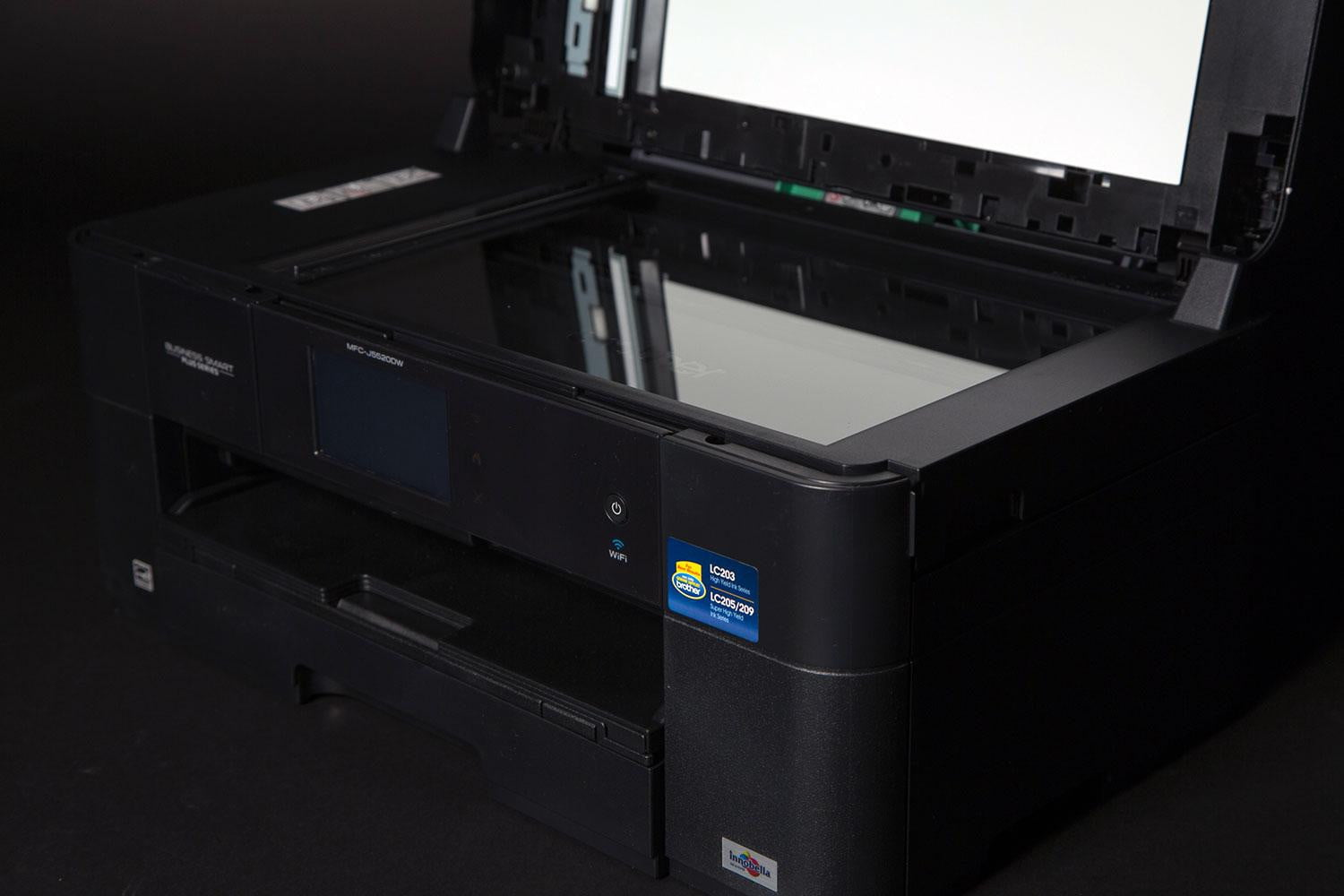 Brother Business Smart MFC-J5520DW All-in-One Printer Review