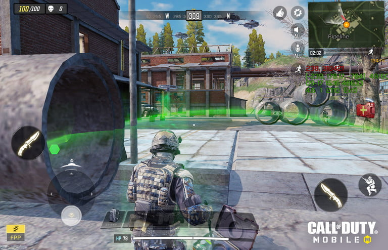 call of duty mobile battle royale tips medic