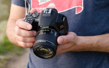 Canon EOS Rebel SL3 Review | A DSLR in a Mirrorless World