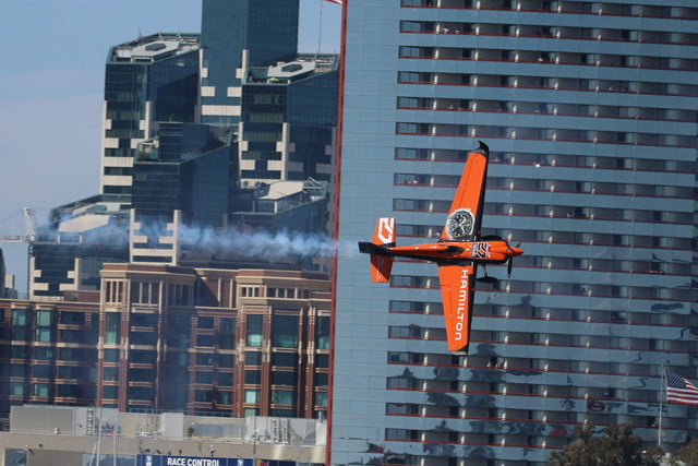 photographing red bull air race canon t7i san diego 3