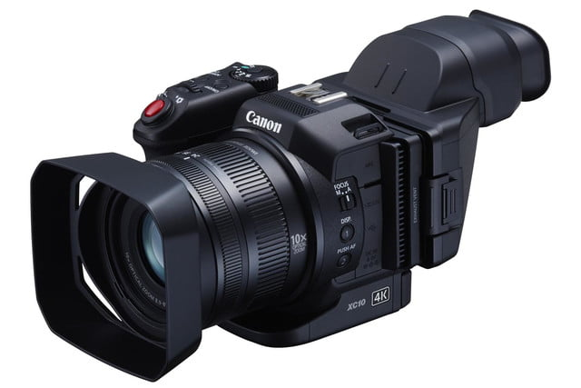 canons new affordable 4k camcorder ideal for budding filmmakers youtube creators canon xc10 4