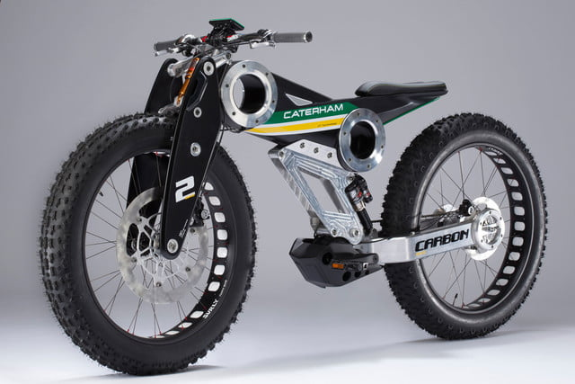 awesome tech you cant buy yet barisieur rinsekit carbon suv  beefy badass electric bike