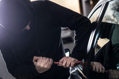 Car Security Technology Cannot Protect Your Car From Thieves