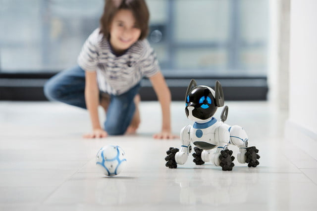wowwee chip pet robot dog chipwowwee 01