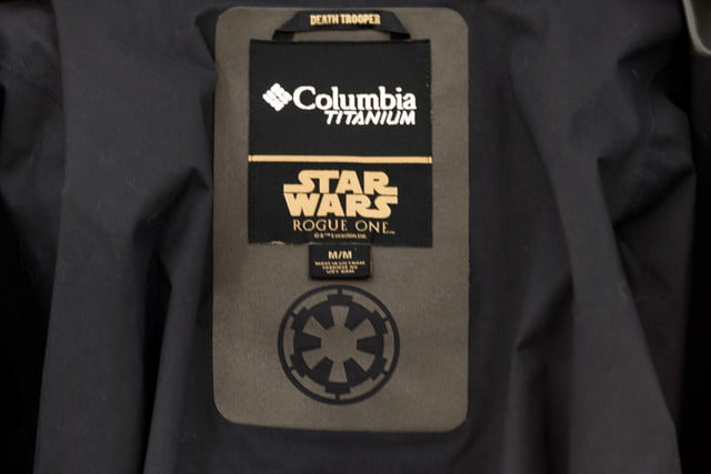 Columbia Star Wars