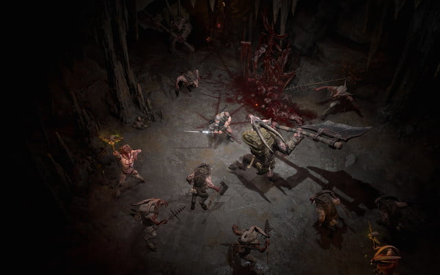 blizzcon 2019 diablo 4 announced combat caves barbarian goatmen png jpgcopy