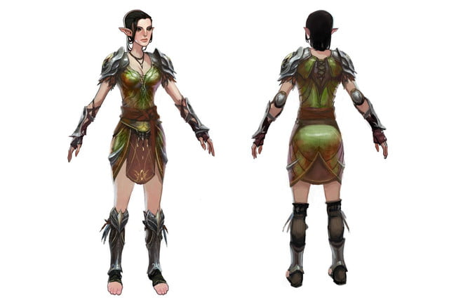 heres everything need know story leading dragon age inquisition daii concept art 29