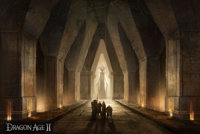 heres everything need know story leading dragon age inquisition daii concept art 8