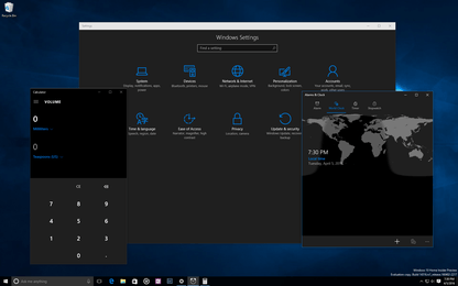 Windows 10 Build 14316 Includes Bash And Updated Cortana
