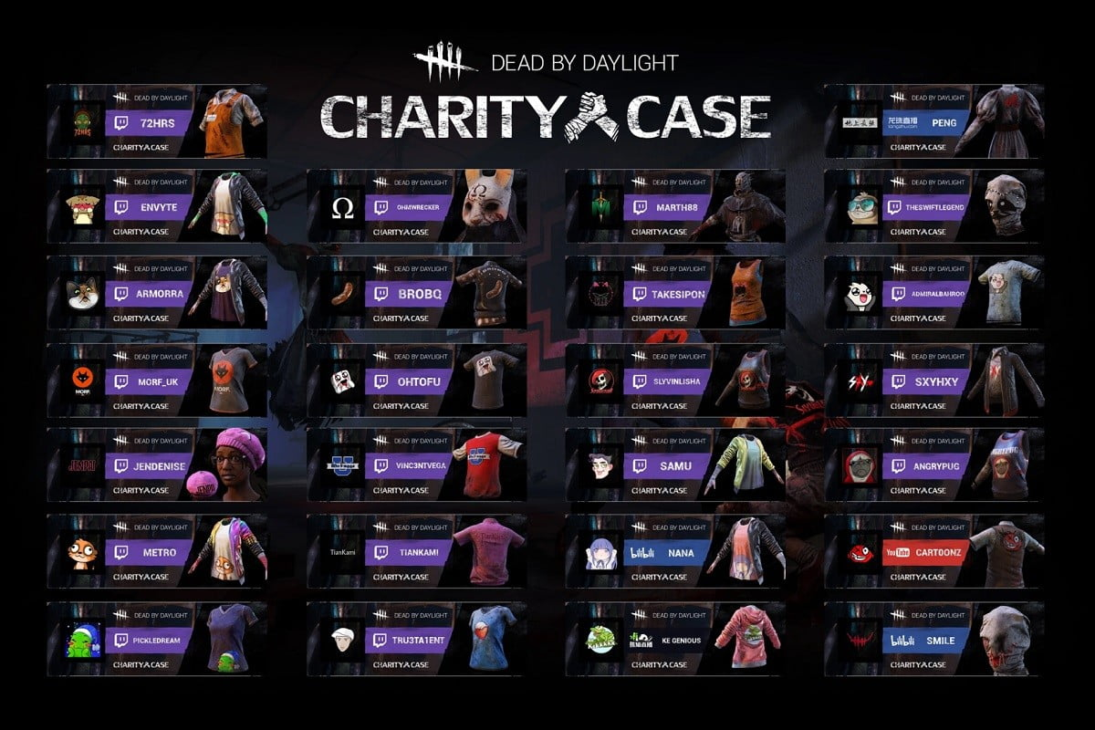 Dead by Daylight DLC Raises More Than $500,000 for Charity
