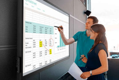 Dell Introduces 70-inch Touchscreen Presentation Monitor