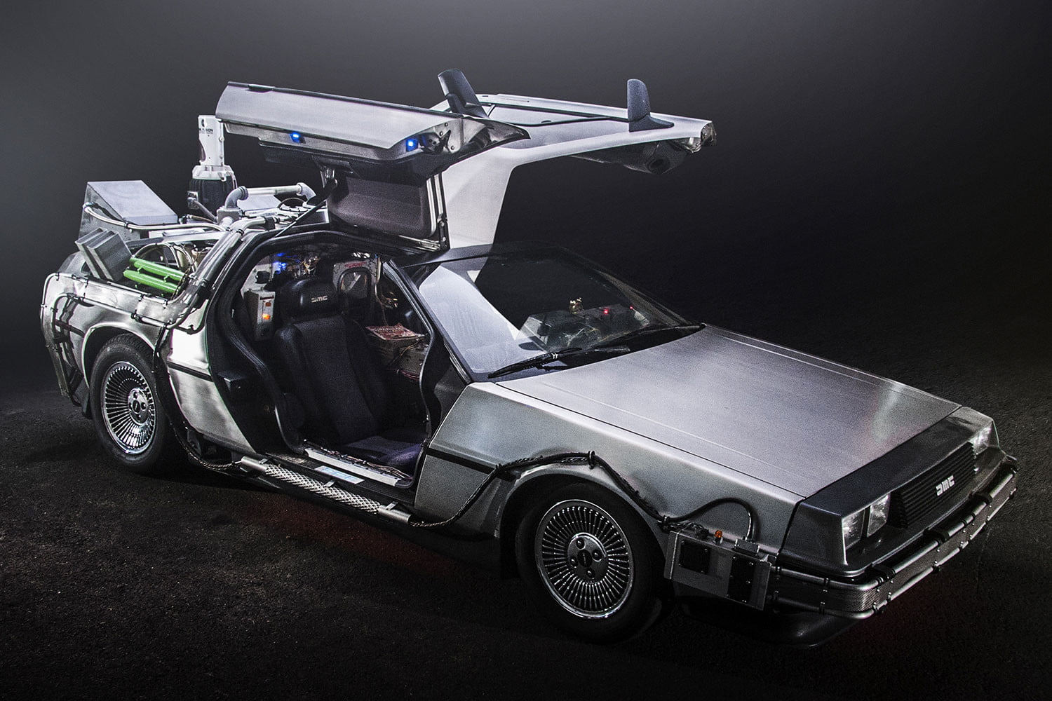 The Best Futuristic Cars From Science Fiction Movies