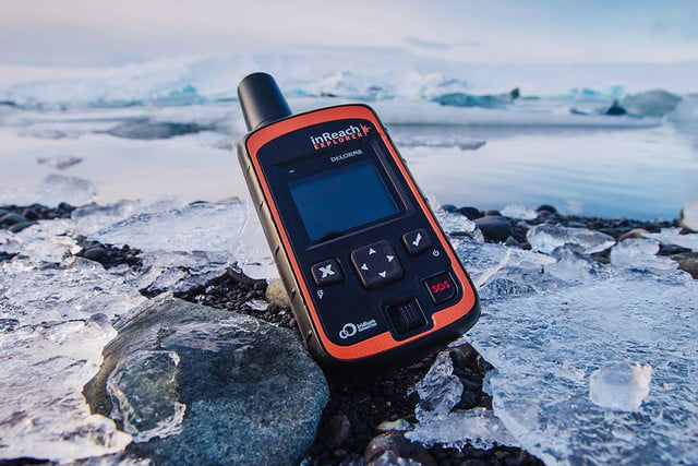 best gadgets and gear for winter camping delorme inreach explorer