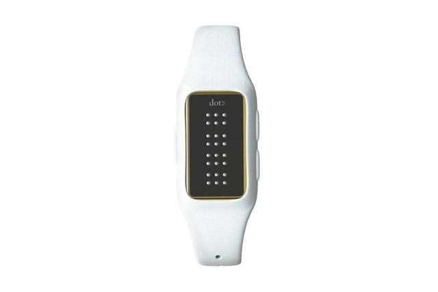 dot braille smartwatch visually impaired 6