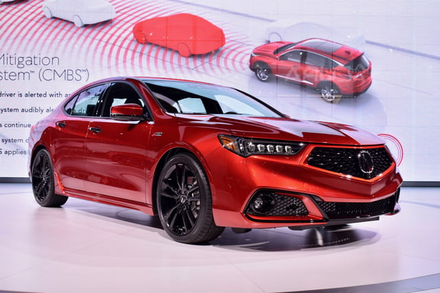 2020 Acura TLX PMC Edition Debuts Ahead of 2020 New York