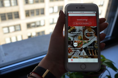 Remarkable Opentable Rolls Out New Invite Sharing Feature For Ios 11 Interior Design Ideas Clesiryabchikinfo