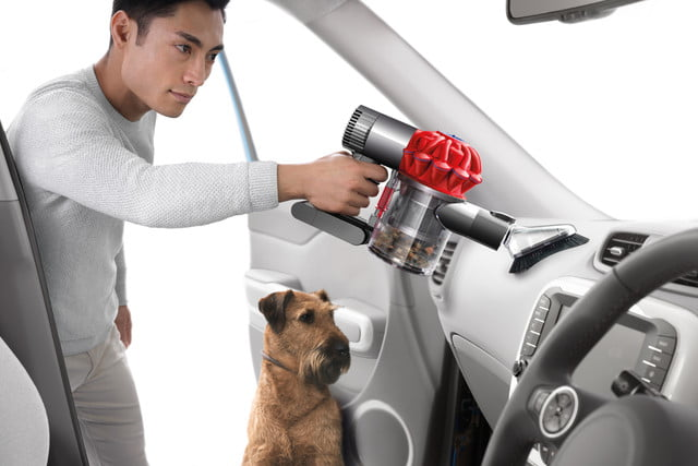 walmart knocks down prices on dyson handheld vacuums in post prime day sale v6 trigger vacuum car  boat 3