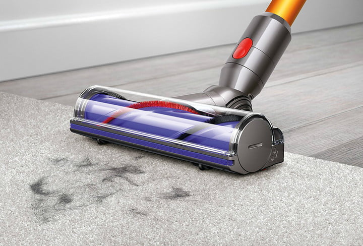 The Dyson V8 Absolute cordless vacuum cleaner gets a 21% discount on Amazon