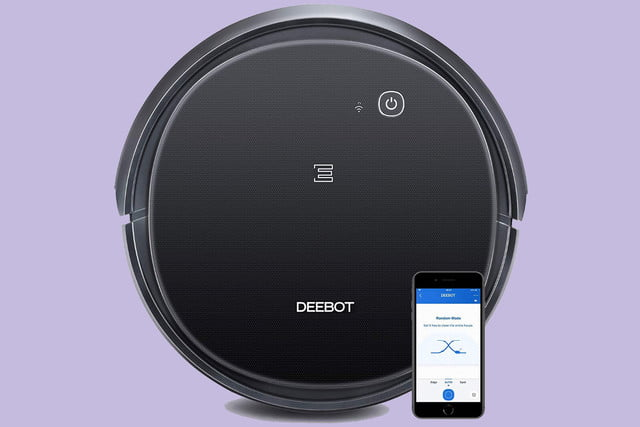 ecovacs deebot 500 robot vacuum amazon prime day deal