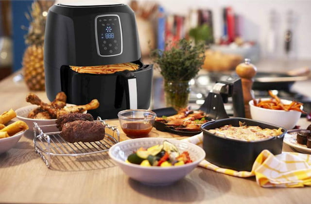 best buy drops air fryer prices from power ninja cuisinart and philips emerald  5 2l digital 3