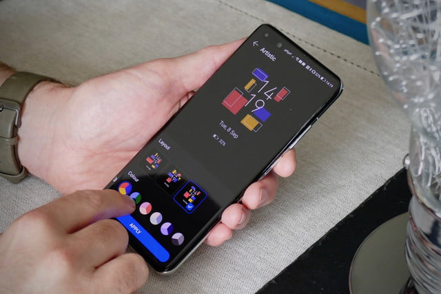 huawei emui 11 hands on news pictures release date always mondrian