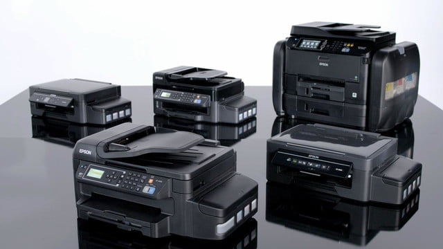 Epson EcoTank Printers Last 2 Years Before Need for Ink