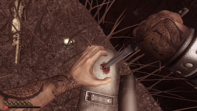 10 years in far cry 2 is still the most exciting of series farcry screen wound