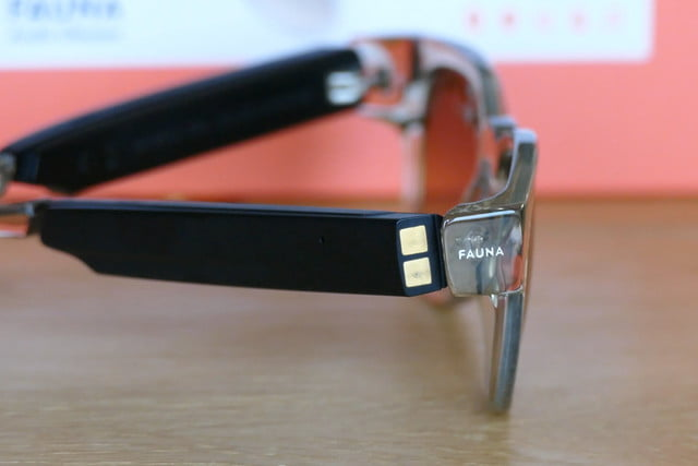 bluetooth audio smart glasses are a waste of space on your face fauna arm