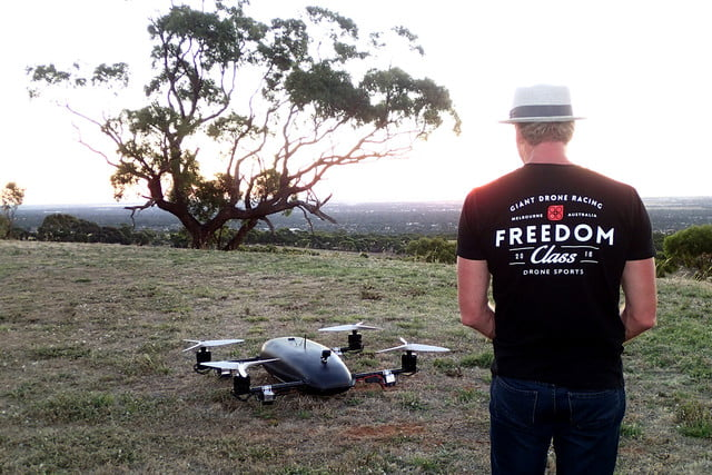 giant drone racing spectator sport fds promo 3
