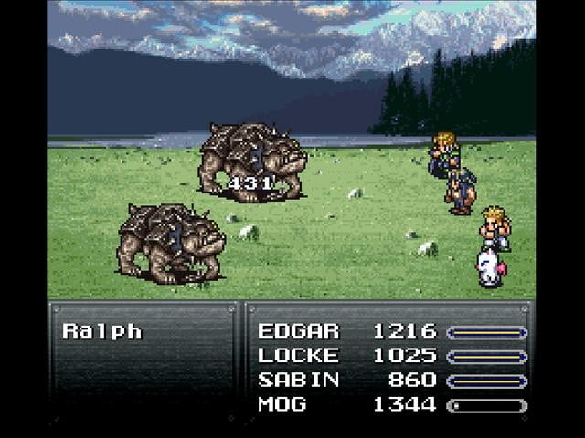 best snes games ffvi2