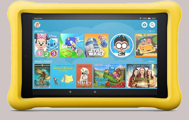 amazon slashes the prices on fire 7 and hd 8 tablets plus kids editions edition tablet  1