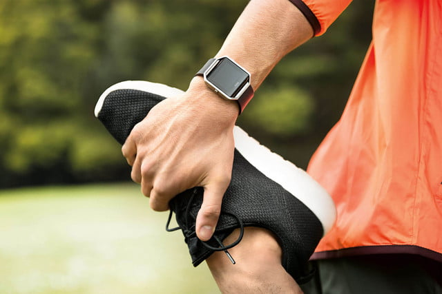 fitness tracking wearables ces 2016 fitbit blaze
