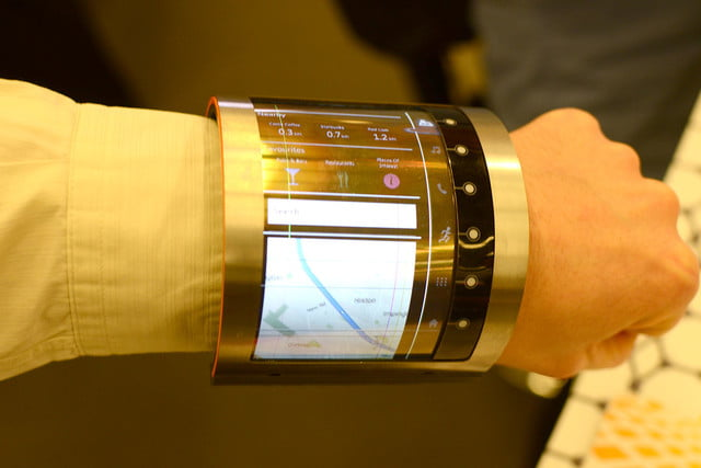amazing graphene prototypes flexenable 5