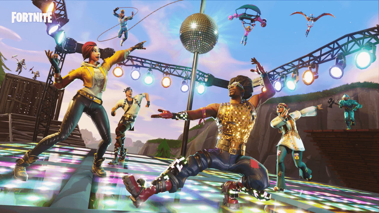 Fortnite Week 2 Challenges: Dance Off at Abandoned Mansion